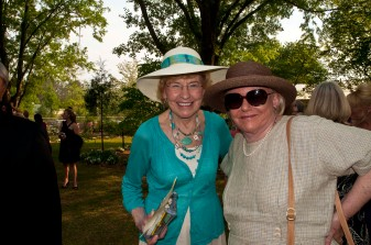 Gail and Marilyn Hughes, from Walnut Creek