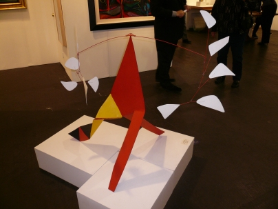 This Alexander Calder stabile is offered for $2,000,000. You can probably get them to take $1,750,000