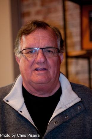 Steve Oliver, genial host and arts benefactor