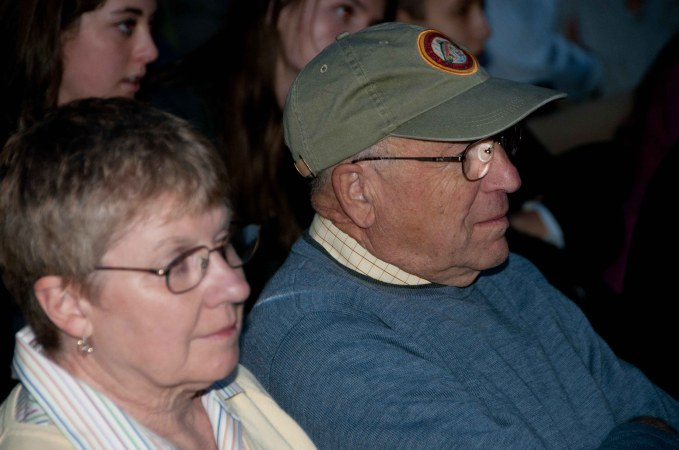 Linda and Lorin Waxman