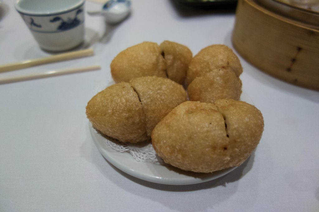 I don't know what these are, but they are sweet and I liked them.