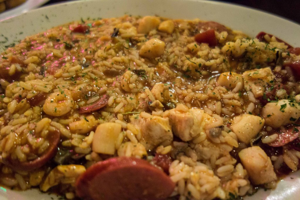 Jambalaya, just like in Nawlins