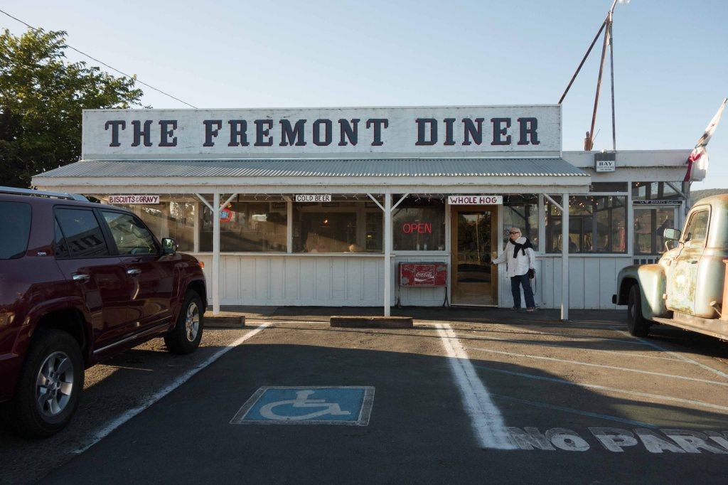 Just an old fashioned roadside diner