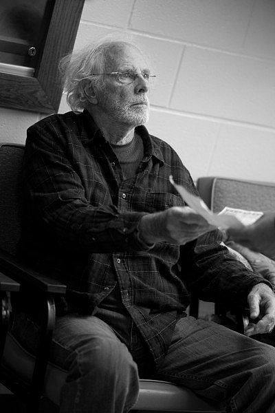 Bruce Dern as Woody Grant in Nebraska