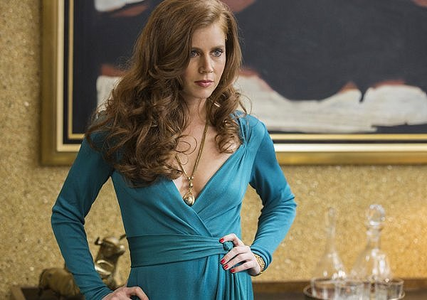 Amy Adams is fun to watch in this movie