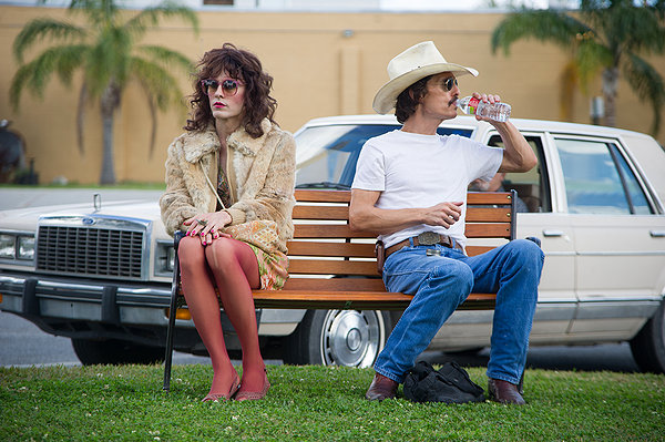 Jared Leto and Matthew McConaughey star in Dallas Buyers Club