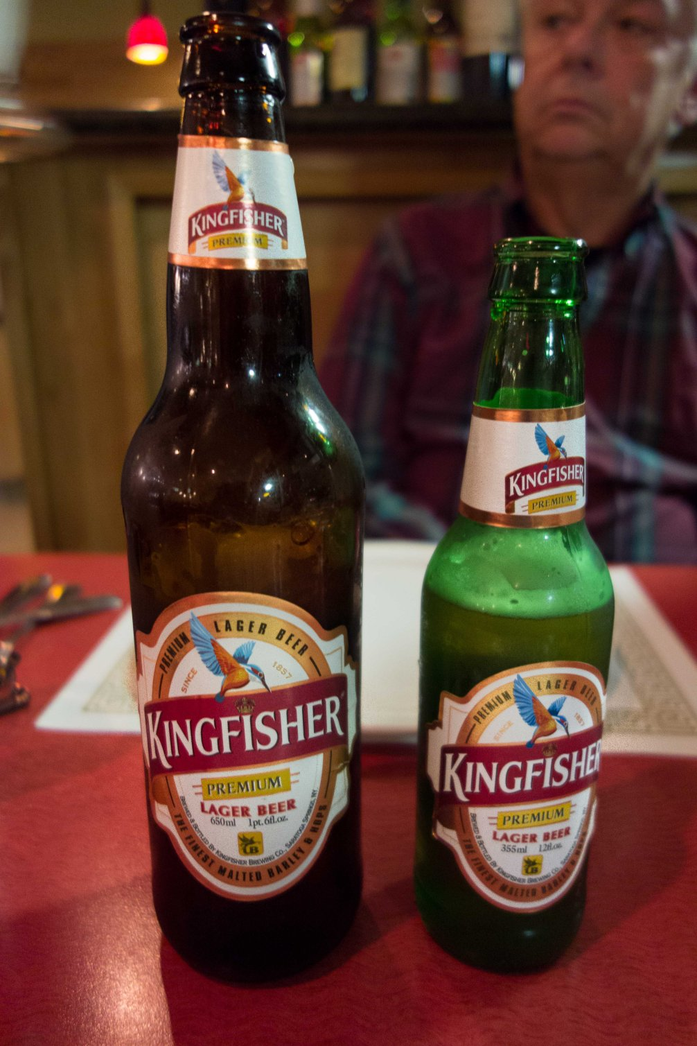 Indian beer is good, and more of it is better.