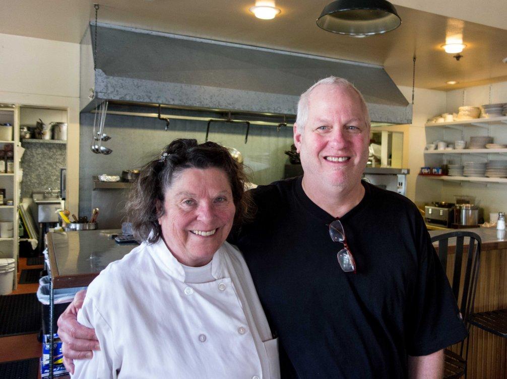 Nikkie and Peter Zeller