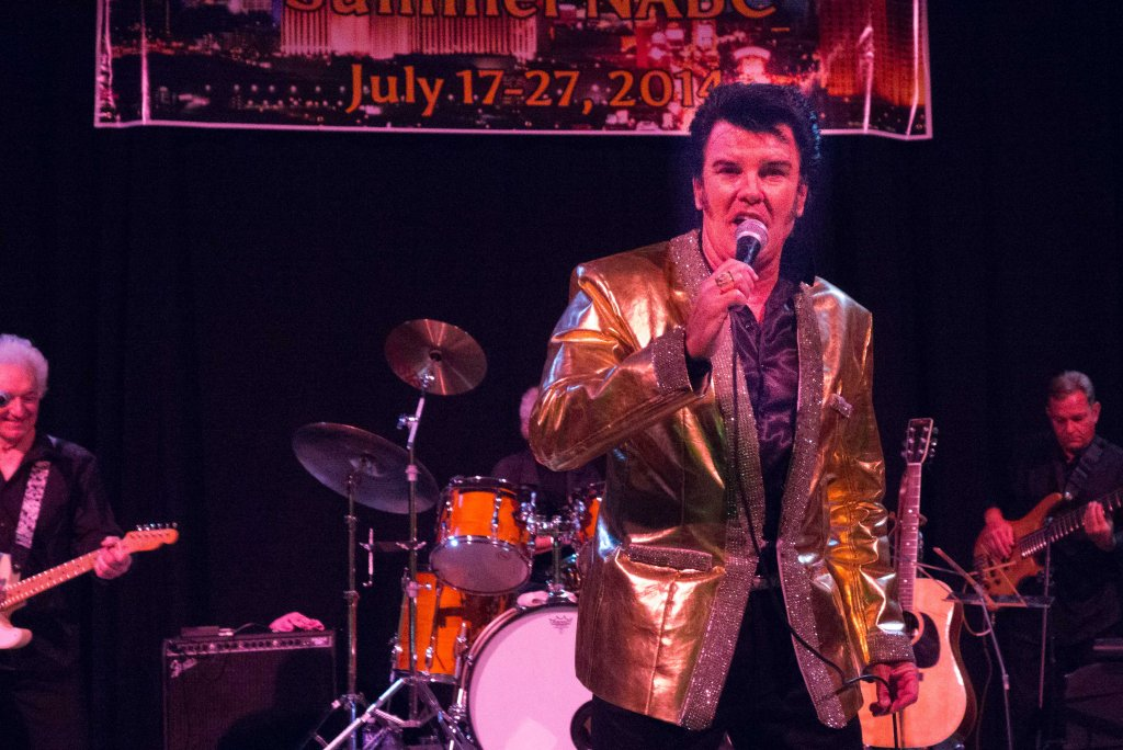 Greg Miller as Elvis Presley