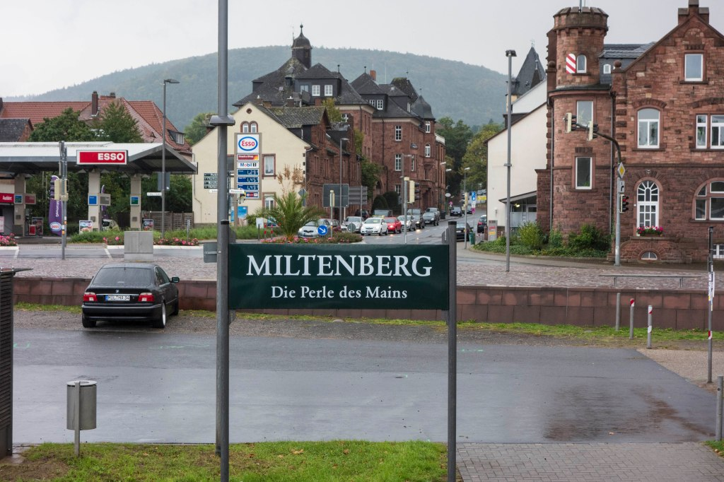 Miltenberg, the pearl of the Main river