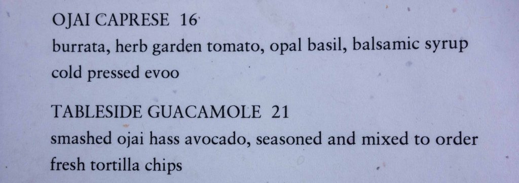 There is no meat in the lkj;lkj.  The price on the guacamole is insane.