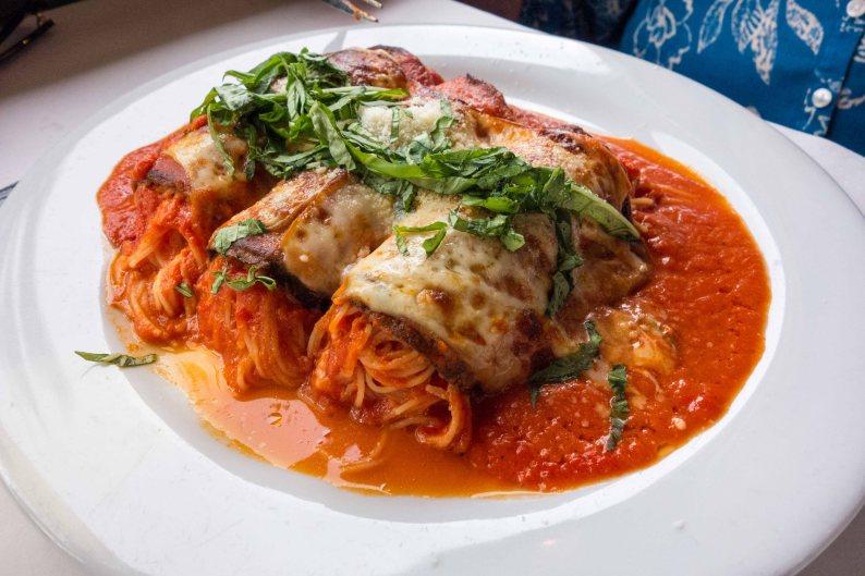 """Italian enchiladas""?"