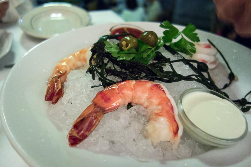 When they say Jumbo Shrimp, they mean Jumbo.