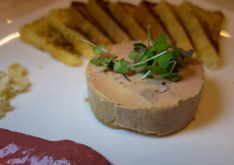 Lovely foie gras