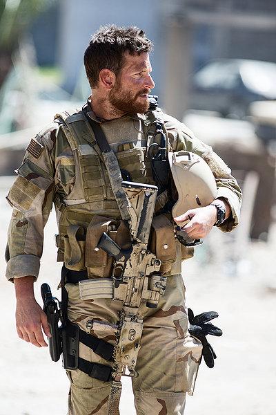 Bradley Cooper stars in AmericanSniper