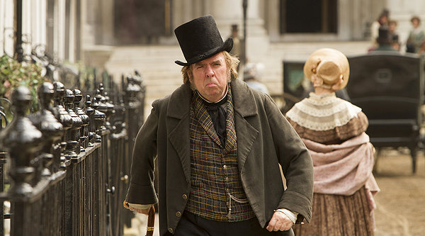 Timothy Spall stars in Mr. Turner