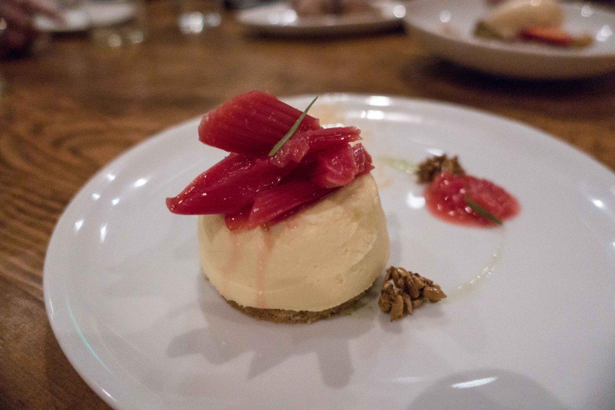 marscarpone cheesecake