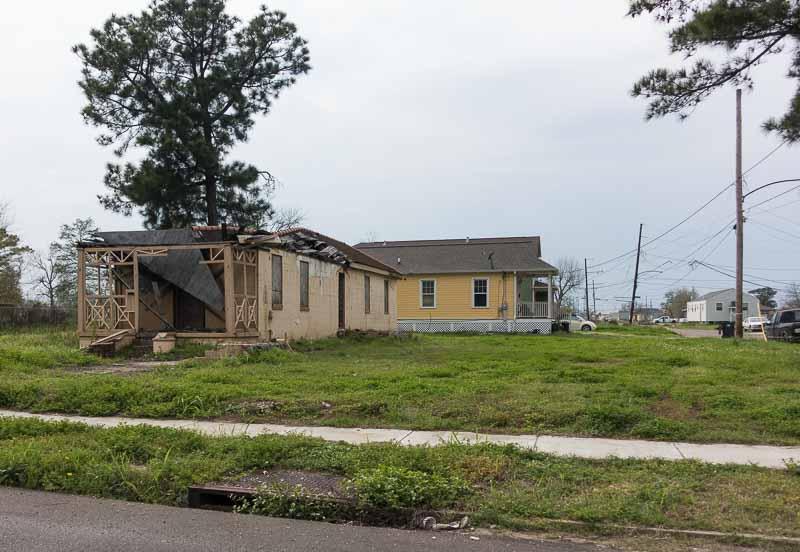 The legacy of Katrina