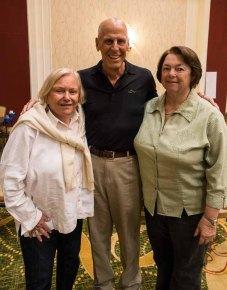Gail found cousins John and Gail Kahan