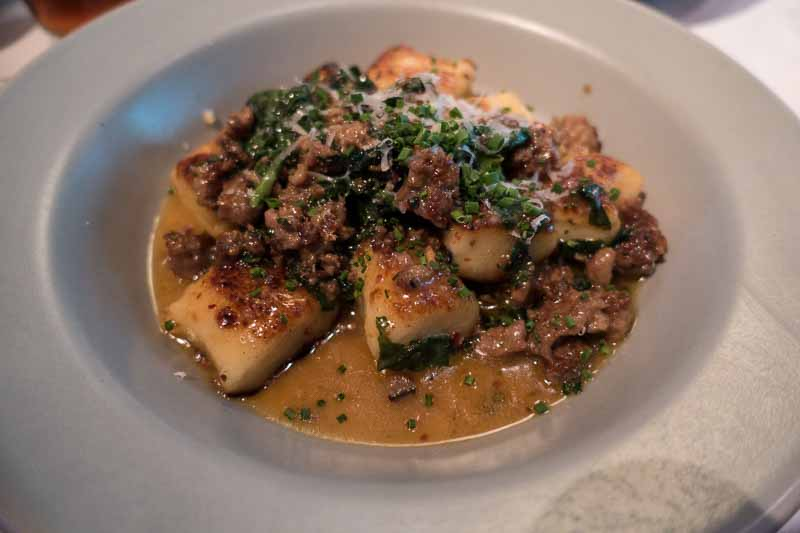 The best gnocchi ever