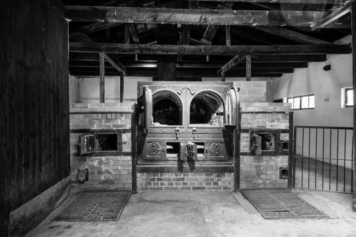 The original crematorium
