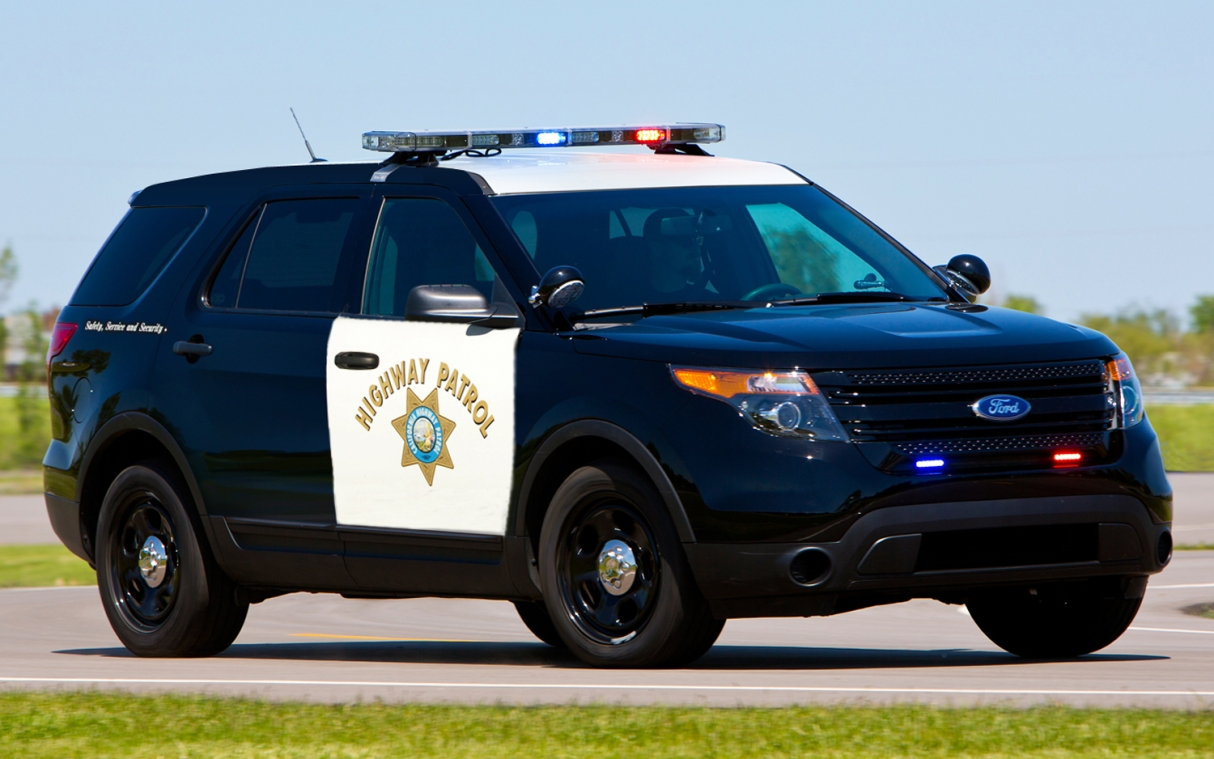 The new CHP cars
