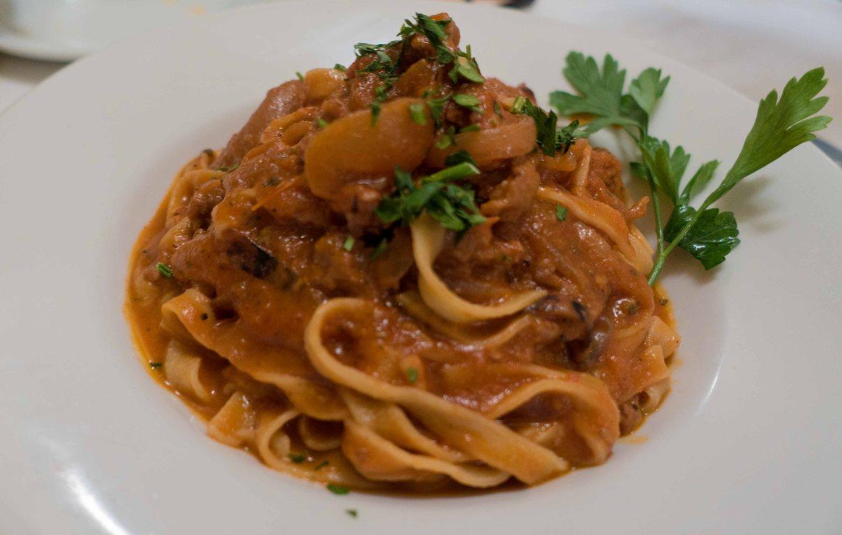 Fettucini Friuliana