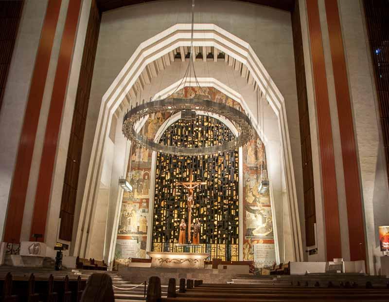Interior of St. Josephs