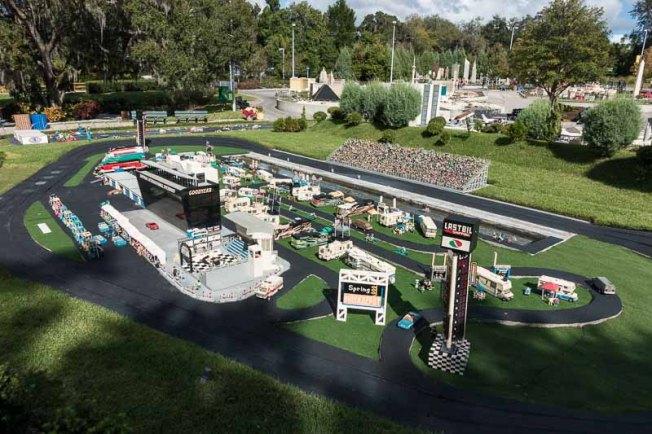 Daytona raceway