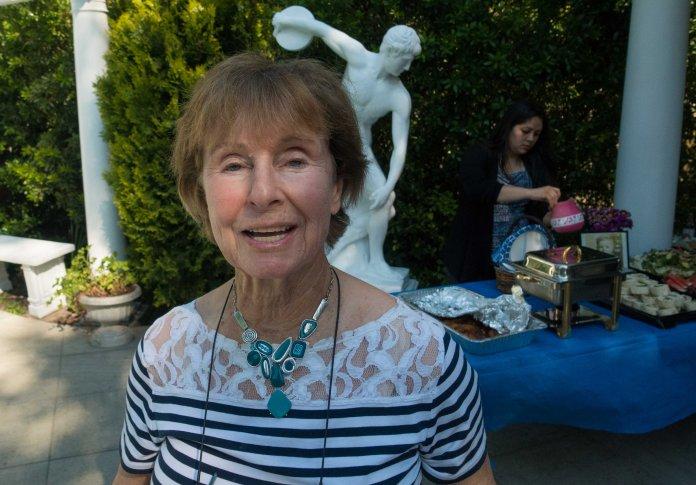 Judy Sherwood