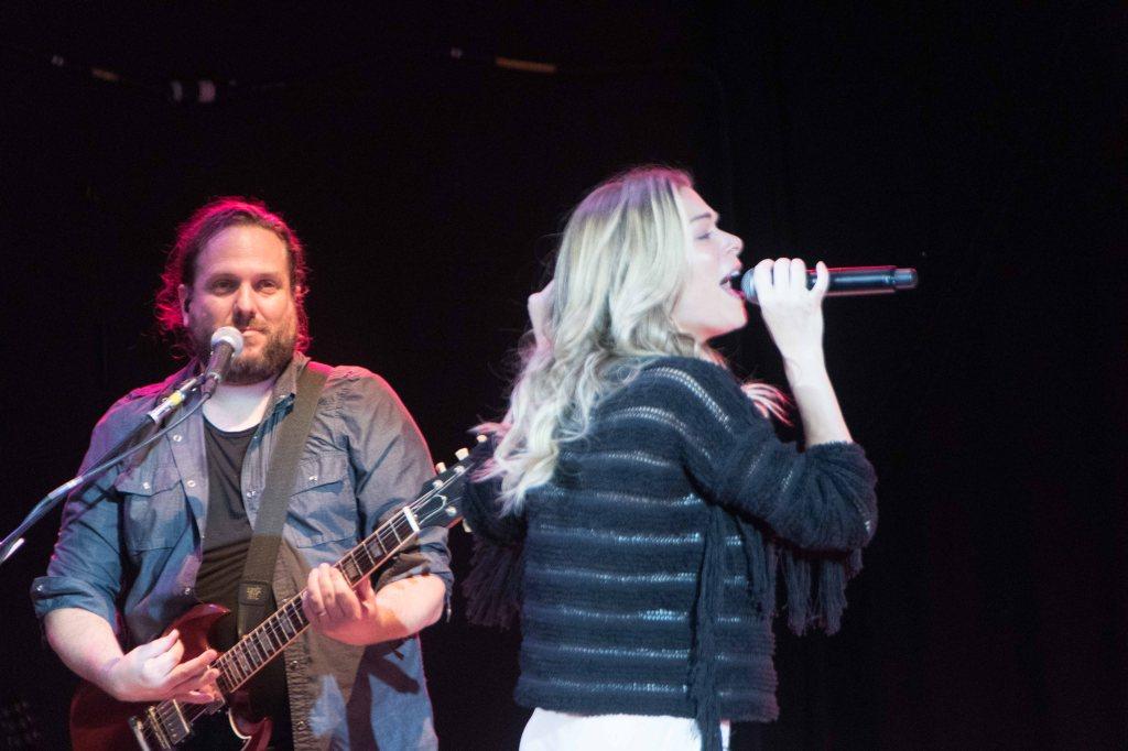 LeAnn Rimes in concert in Pleasanton