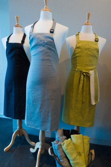 Very very classy aprons