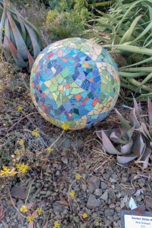Garden Globe #2, by Mark Sistrand