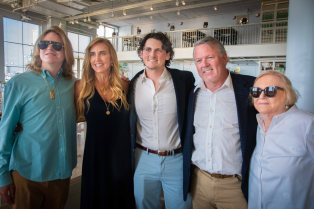 Beaux, Julie, Blake and Ross